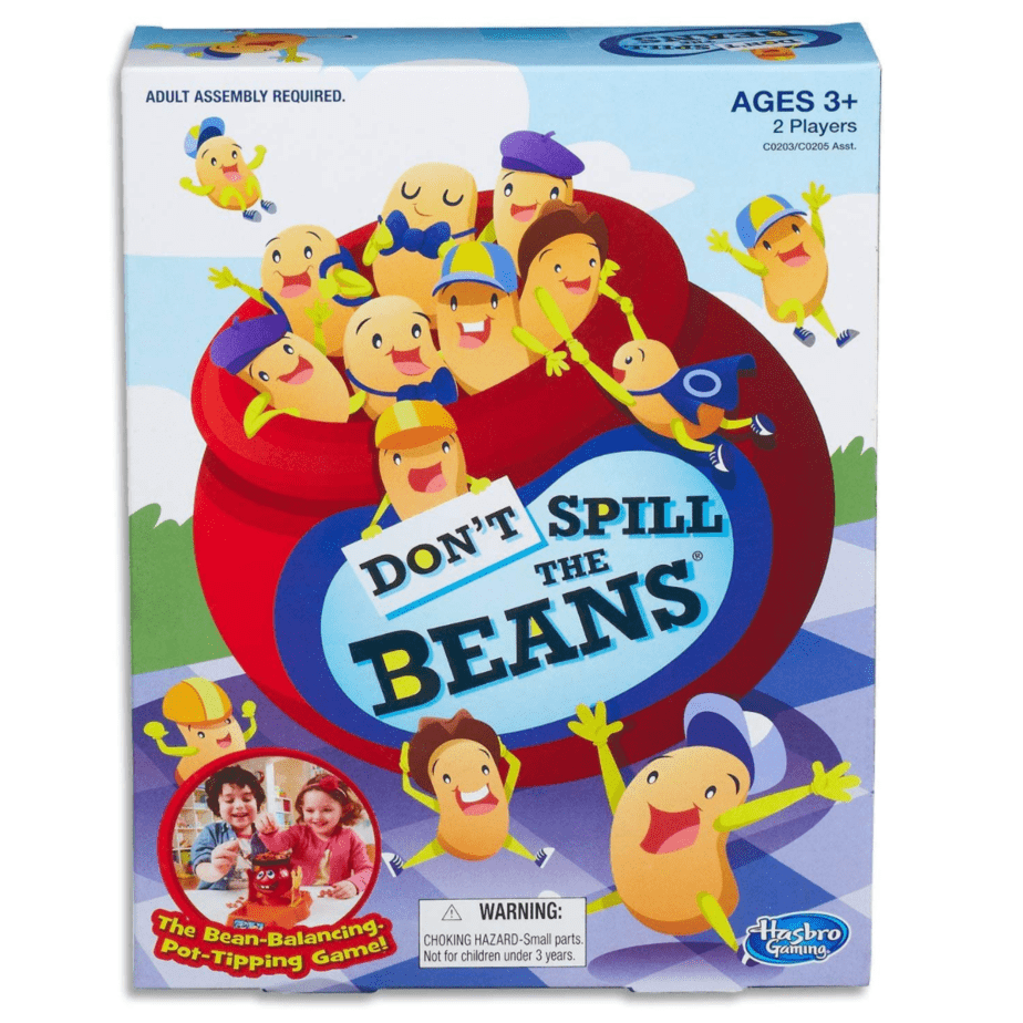 Hasbro Gaming Don't Spill The Beans Game Now  (Was .99)