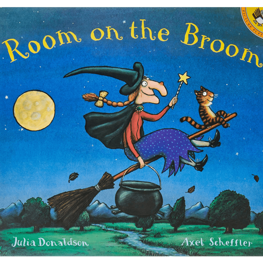 Room on the Broom Now .79