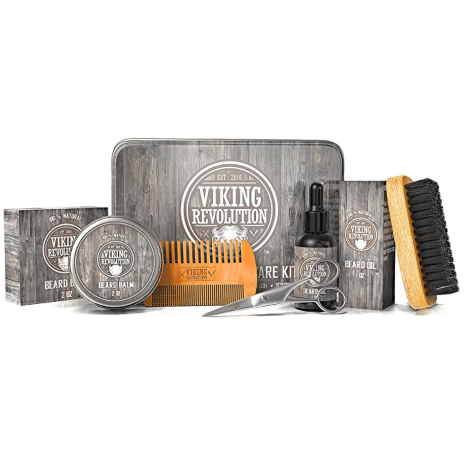 Viking Revolution Beard Care Kit Now .79