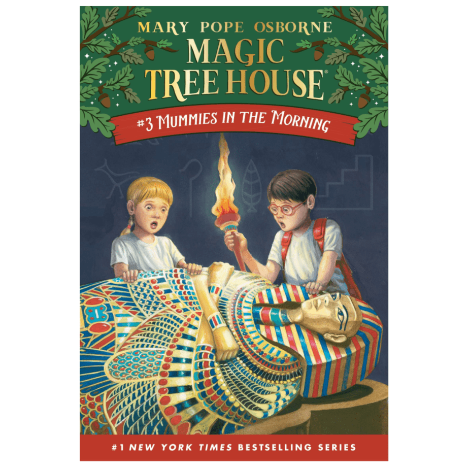 Mummies in the Morning (Magic Tree House, No. 3) Now .42 (Was .99)