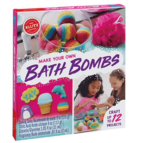 Klutz Make Your Own Bath Bombs Kit Now .47 (Was .99)