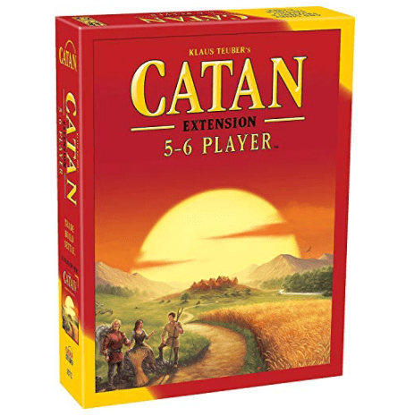 Catan Extension - 5-6 Player Now .29 (Was .00)