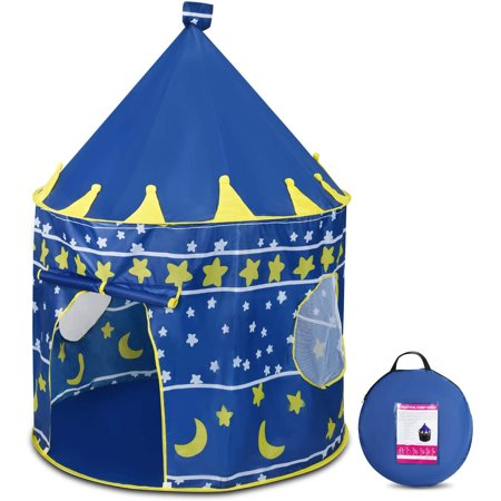 Playz 5-in-1 Rocket Ship Play Tent Now $33.20 (Was $59.95)