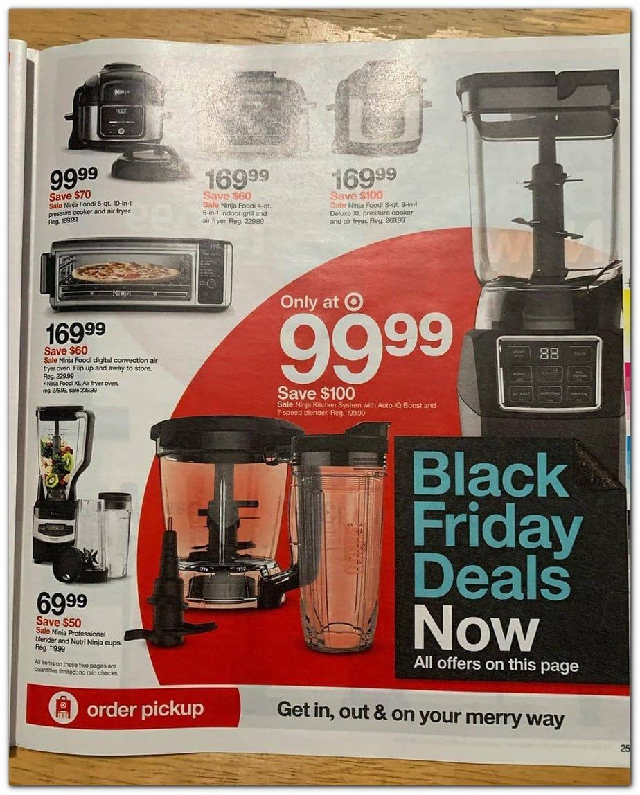 2020 Target Black Friday Ad
