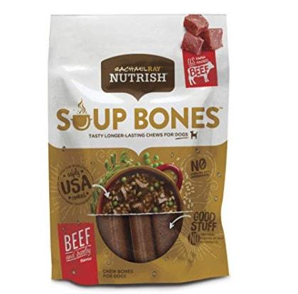 Rachael Ray Nutrish Soup Bones Dog Treats, 6 Bones Now .89 (Was .89)