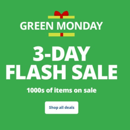 Office Depot and OfficeMax Green Monday Sale Live Now!