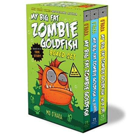 My Big Fat Zombie Goldfish Boxed Set Now .44 (Was .97)