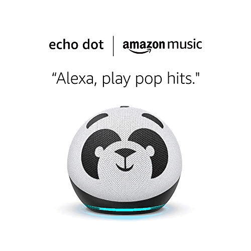 Echo (4th Gen) Kids Edition Panda Now .99