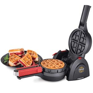 Presto Stuffler Stuffed Waffle Maker Now .30 (Was .99)