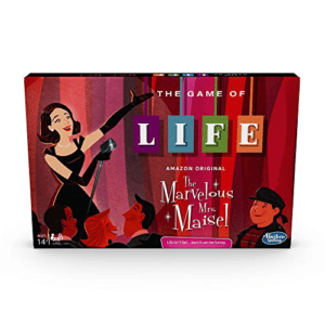 Hasbro Gaming The Game of Life: The Marvelous Mrs. Maisel Edition Now .99 (Was .99)