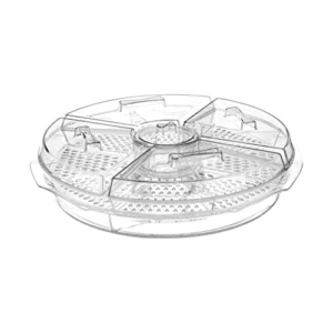 Chef's Star Acrylic Serving Platter Now .99 (Was .99)