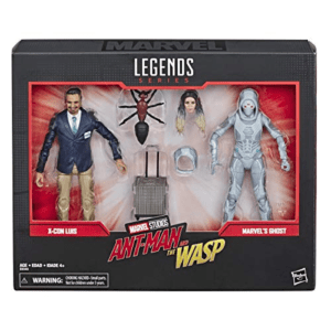 Marvel Legends Series Ant-Man & The Wasp Now .49 (Was .99)
