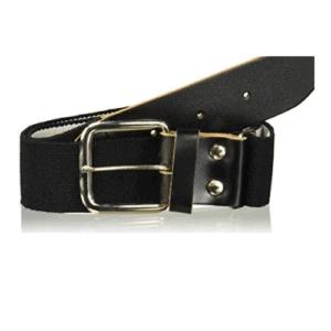 Wilson Adult Elastic Baseball Belt, Black Now .00 (Was .57)