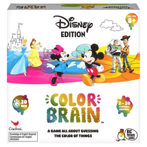 Disney Colorbrain The Ultimate Board Game Now .79 (Was .99)