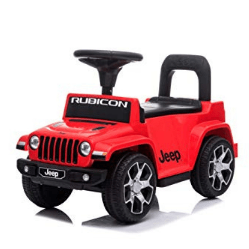 Best Ride On Cars Jeep Rubicon Now .15 (Was 9.00)