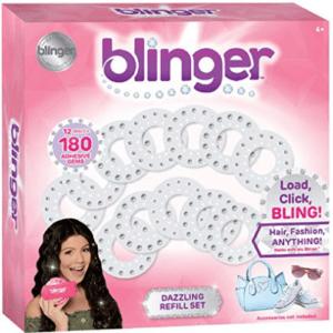 Blinger Dazzling Clear Gem Refill Set Now .78 (Was .99)