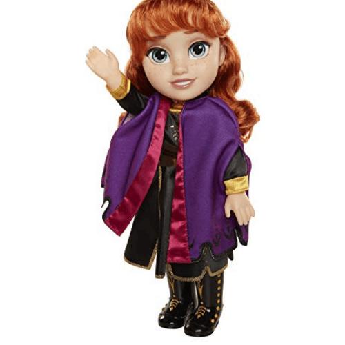 Disney Frozen 2 Anna Travel Doll Now .99 (Was .99)