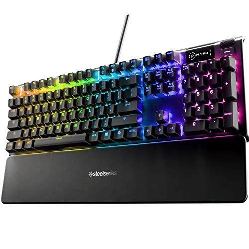 SteelSeriesApex5Hybrid Mechanical Gaming Keyboard Now .99 (Was .99)