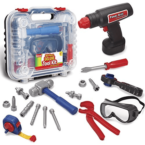 Durable Kids Tool Set Now .24 (Was .99)