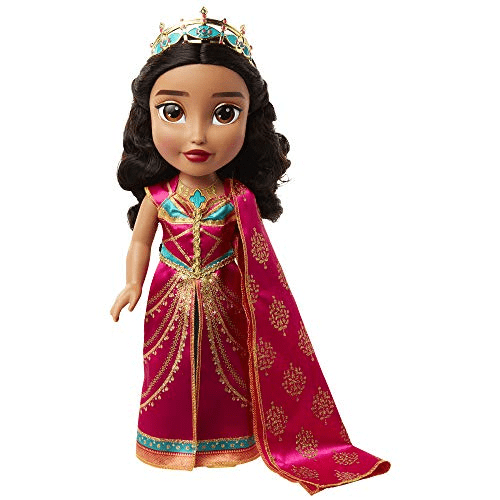 Aladdin Disney Princess Jasmine Musical Singing Doll Now .98 (Was .99)