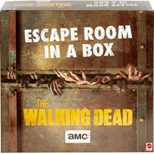 Escape Room in a Box:The Walking Dead Board Game Now .99 (Was .99)