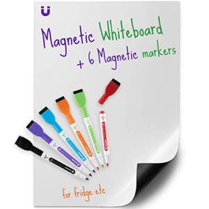 Magnetic Dry Erase Whiteboard Sheet Now .99 (Was .99)