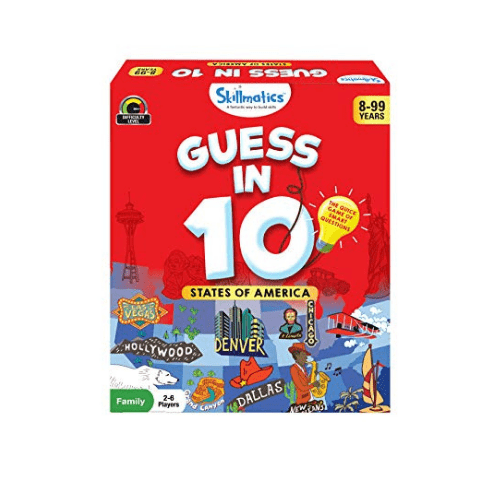 Skillmatics Guess in 10 States of America Now .79 (Was .99)