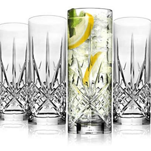 Godinger Tall Beverage Glasses Now .36 (Was .95)