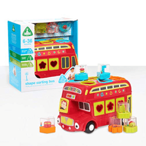 Early Learning Centre Shape Sorting Bus Now .49 (Was .99)
