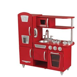 KidKraft Vintage Play Kitchen - Red Now .87 (Was 6.93)