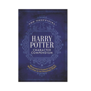The Unofficial Harry Potter Character Compendium Now .49 (Was .99)