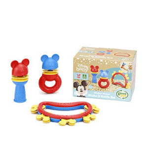 Mickey Mouse Shake & Rattle Set Now .99 (Was .99)