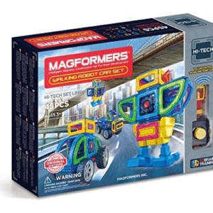 Magformers Walking Robot Car Set Now .62 (Was 9.99)