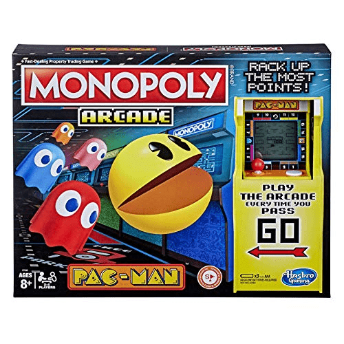 Monopoly Arcade Pac-Man Game Board Game Now .15 (Was .49)