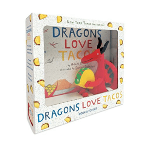 Dragons Love Tacos Book and Toy Set Now .98 (Was .99)