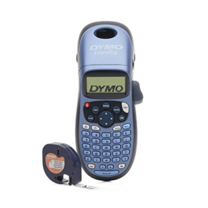 DYMO LetraTag LT-100H Handheld Label Maker for Office or Home (1749027), Colors May Vary Now .50 (Was .89)
