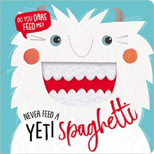 Never Feed a Yeti Spaghetti Now .00 (Was .99)