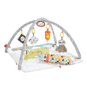 Fisher-Price Perfect Sense Deluxe Gym Now .99 (Was .99)