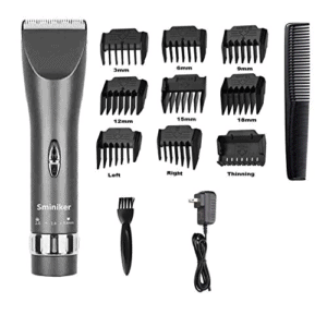 Sminiker Professional Hair Clippers Now .70 (Was .99)