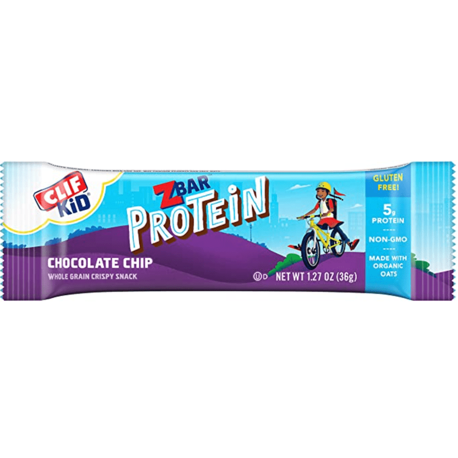 CLIF KID ZBAR Protein Granola Bars 10-Count Now .54