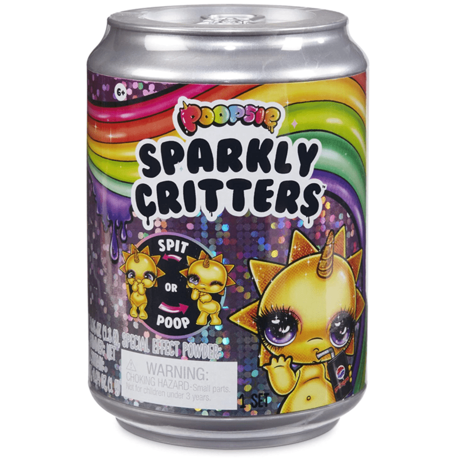 Poopsie Sparkly Critters Series 2-1A Now .99 (Was .99)