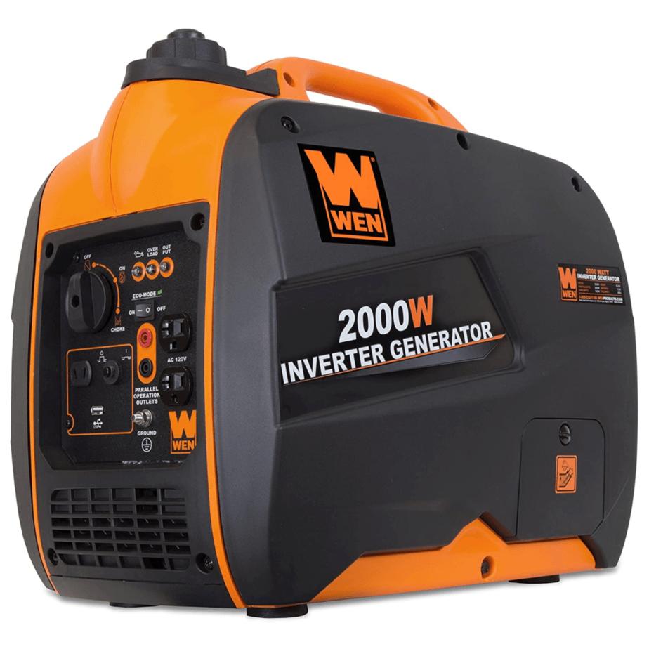 WEN 56200i 2000-Watt Gas Powered Portable Inverter Generator Now 5.99 + More Deals on Generators
