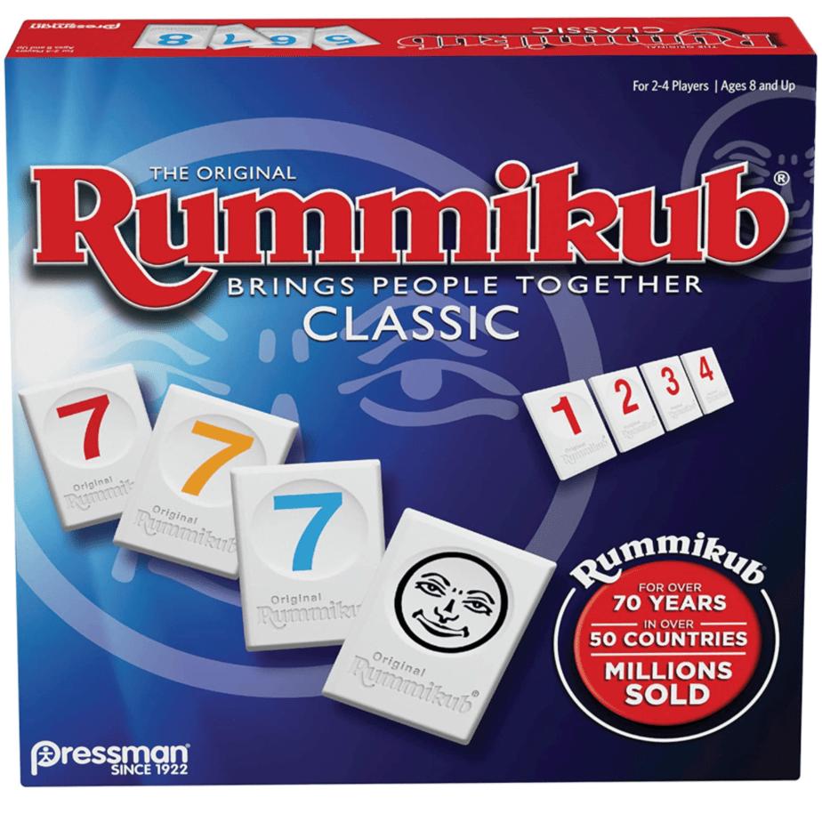 Rummikub by Pressman - The Original Rummy Tile Game Now .49 (Was .99)