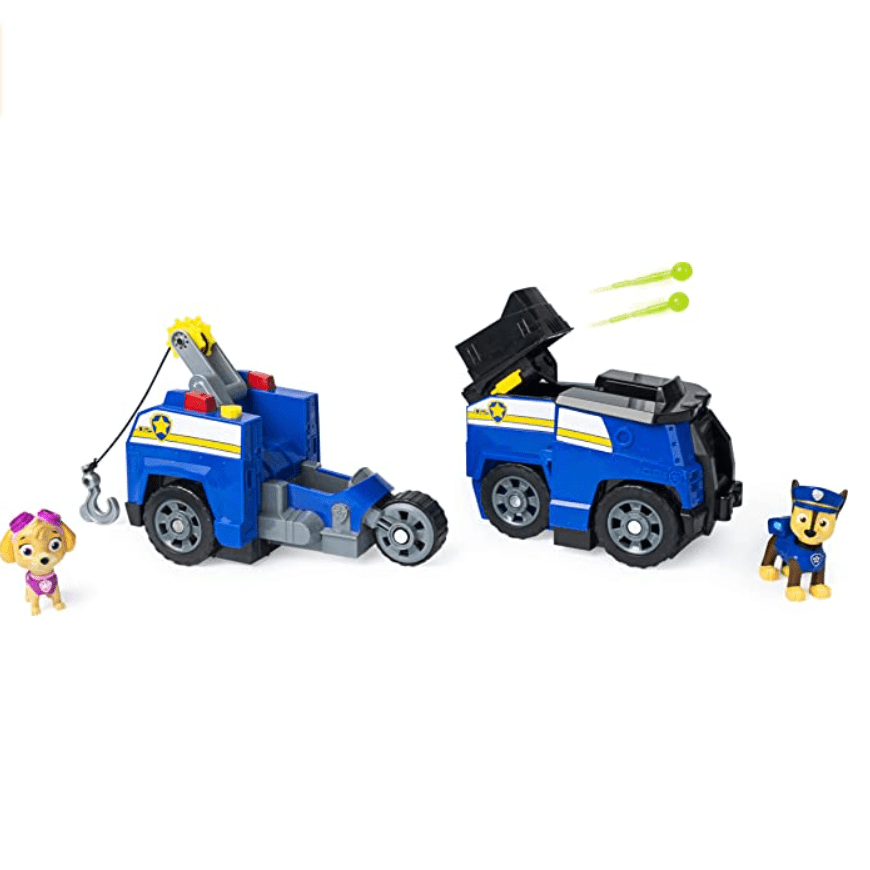 Paw Patrol Police Cruiser Vehicle Now .27 (Was .99)
