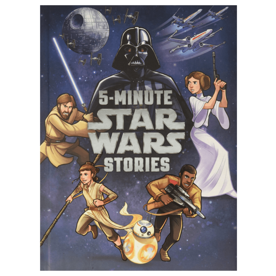 Star Wars 5-Minute Stories Now .56 (Was .99)