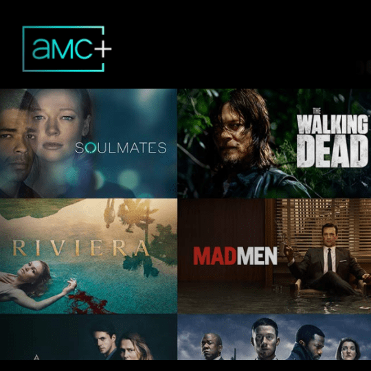 Prime Members: AMC+ Streaming Service Only <img src=