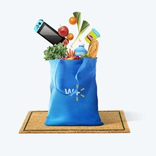 HURRY!!!! FREE Walmart+ Annual Membership