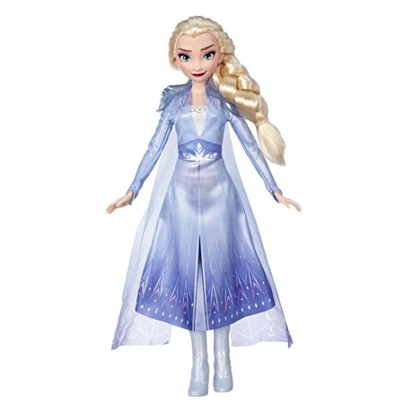 Disney's Frozen 2 Elsa's Doll with 2 Outfits and 2 Hair Styles 2 Now $14.99 (Was $29.99)