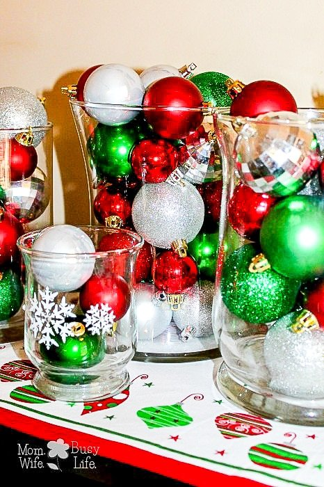 Easy Dollar Store Christmas Crafts and Decor