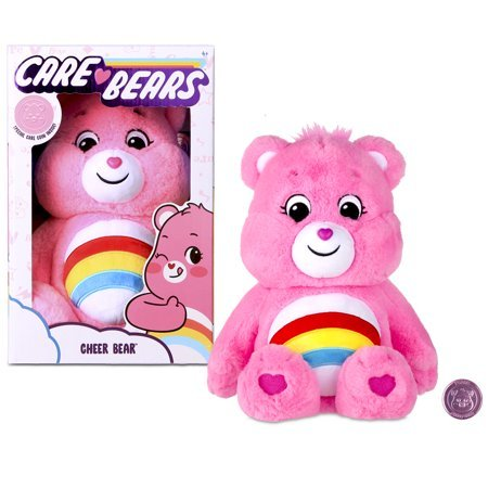 """NEW 2020 Care Bears 14"""" Plush Grumpy Bear Now $6.88 (Was $12.88) + More Deals on Care Bears"""